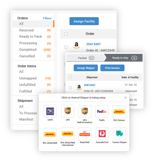 Order Management Software | Order Management System