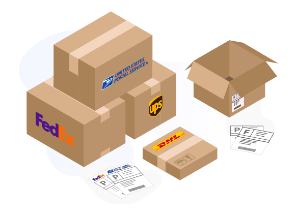 Shipping integrated order management software