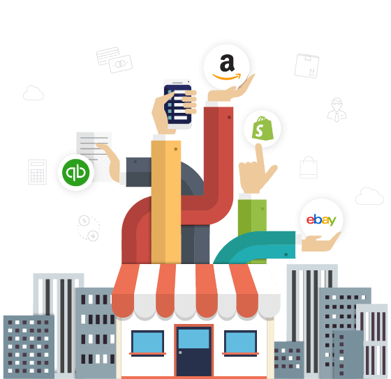 multichannel retail POS software