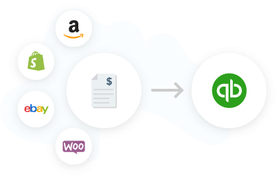 Integrate your marketplaces and QuickBooks