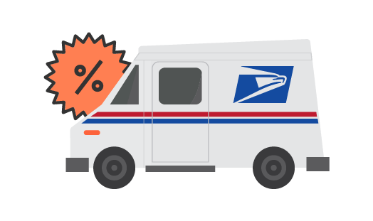 discounted USPS pricing