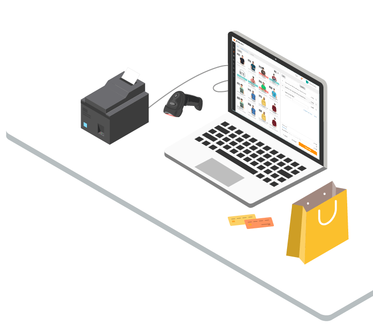 manage multiple stores with Primaseller