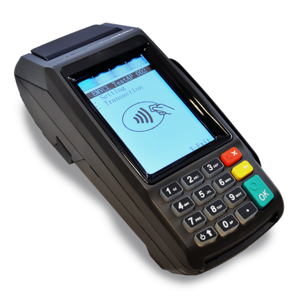 Primaseller POS integrates with card payment devices