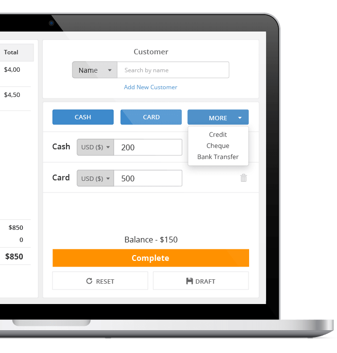 Cloud-based & GST-ready POS software