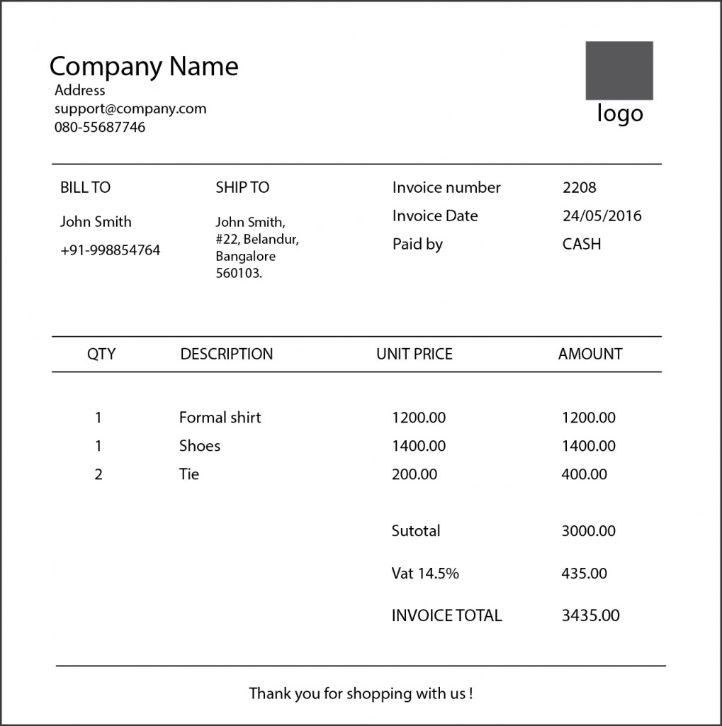 Shopdesignsus  Stunning How To Make Invoices Free Invoice Software  Free Invoice  With Lovely How To Make An Effective Invoice  Tips You Need To Make The  With Amazing Receipts Sample Also Receipts For Rent Payments In Addition Plumbing Receipts And Blank Sales Receipt Template As Well As Car Sales Receipt Form Additionally On The Receipt From Yuledochieco With Shopdesignsus  Lovely How To Make Invoices Free Invoice Software  Free Invoice  With Amazing How To Make An Effective Invoice  Tips You Need To Make The  And Stunning Receipts Sample Also Receipts For Rent Payments In Addition Plumbing Receipts From Yuledochieco