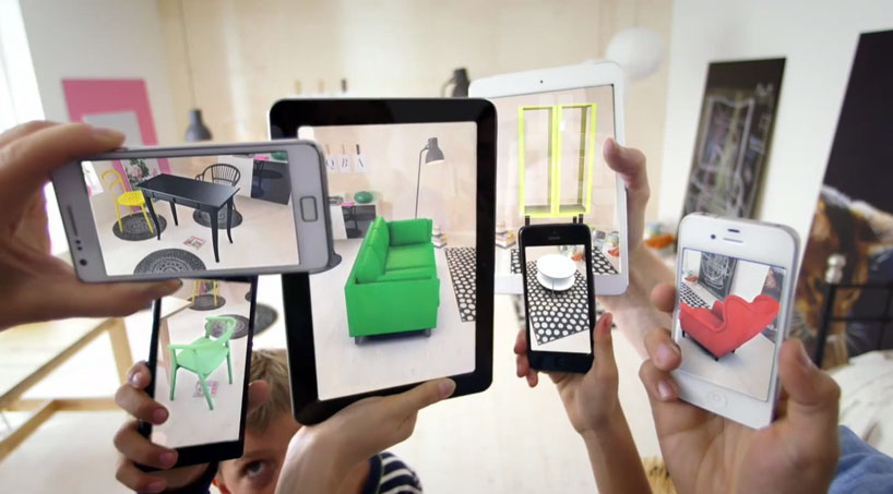 retail ideas - Augemented reality