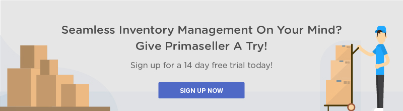 best Inventory management software - Primaseller
