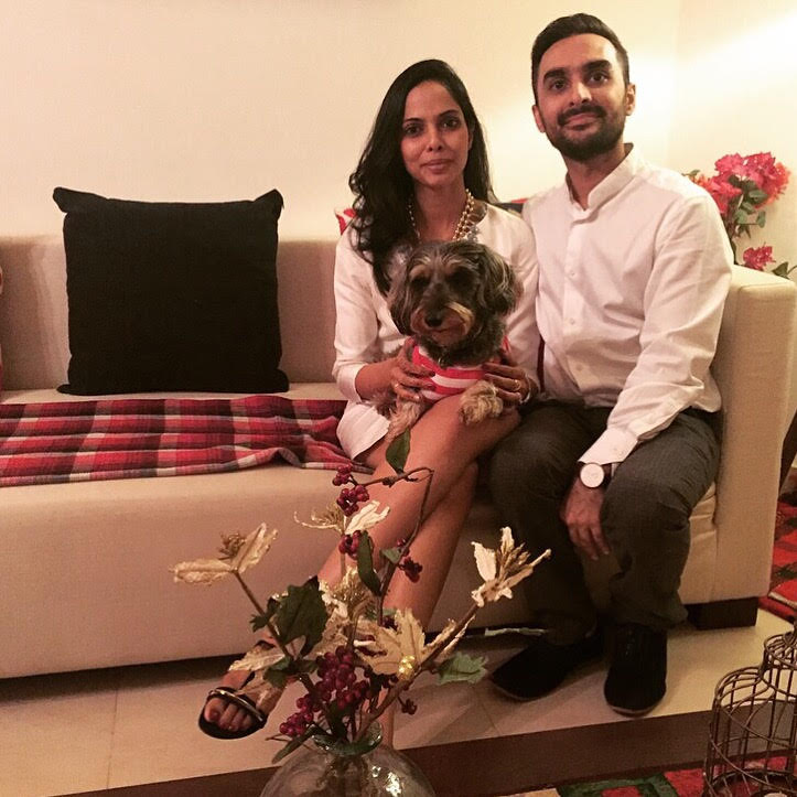 Sandeep and Ridhima