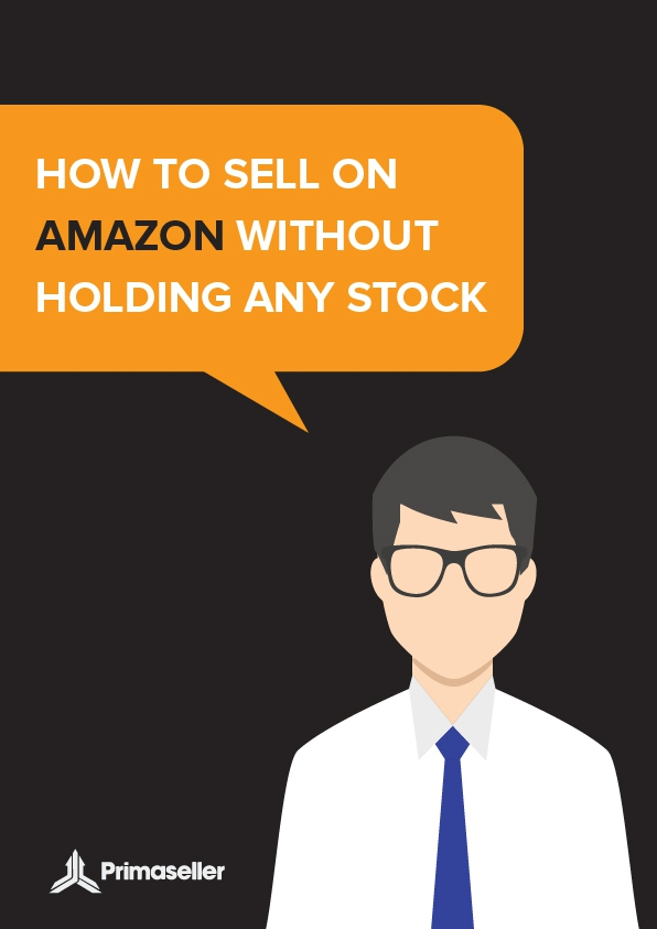 how to sell on amazon without holding stock