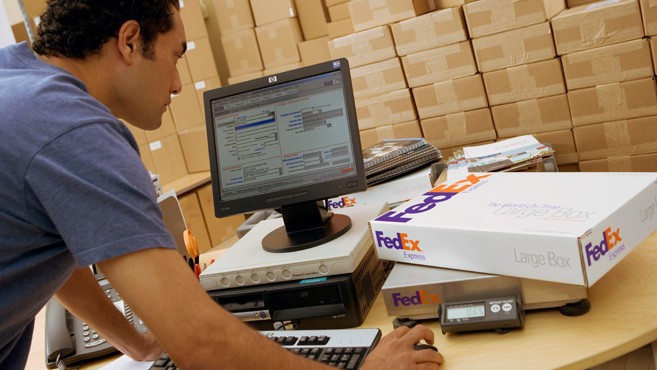 Fedex shipping partner