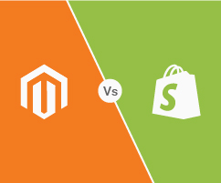 [Infographic] Magento Vs Shopify – Which Should You Choose?
