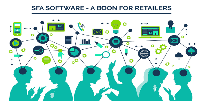 Sales Force Automation Software For Retailers