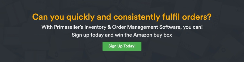 win the amazon buy box with primaseller