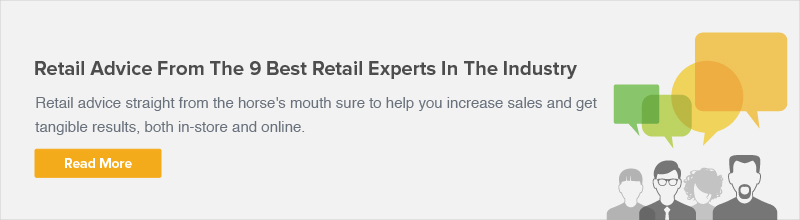 retail advice from experts