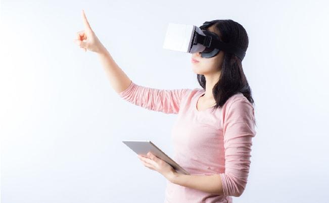 retail trend - virtual reality