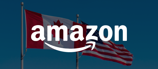 sell on amazon canada and USA