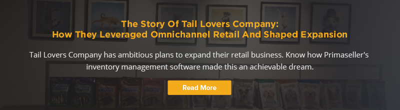 Omnichannel retail using Primaseller