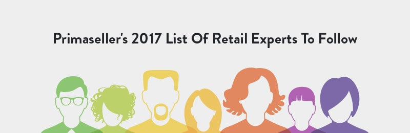 top 9 retail experts to follow