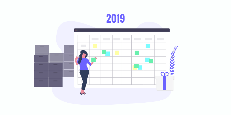 Boost Your Sales In The New Year With This 2019 Retail Calendar