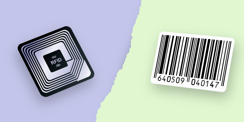 RFID vs Barcodes: Which One Should You Choose?