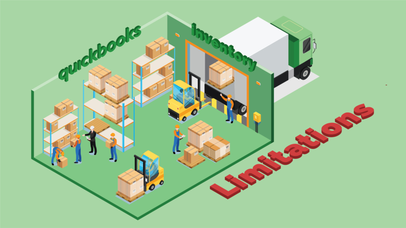 Limitations Of Using QuickBooks Online For Inventory Management