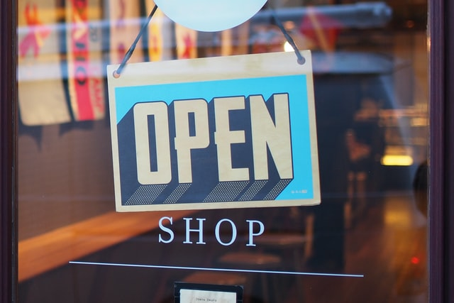 COVID retail marketing strategies store closed
